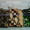 Gantungan Kunci Dompet Batik