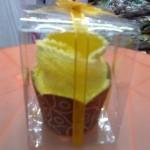 towel cake bunga