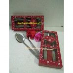 Souvenir sendok makan