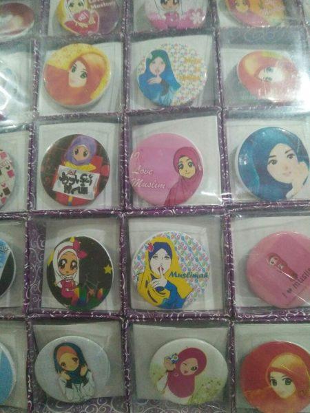 Souvenir Pernikahan Islami Bros Hijab