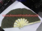 Souvenir Kipas Batik Cantik untuk Prosesi Pernikahan Anda