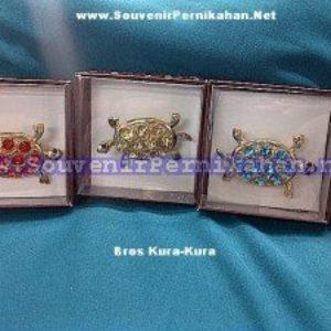Souvenir Bros Kura-Kura Cantik