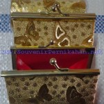 Dompet Holo Termurah – Warna Gold / Emas