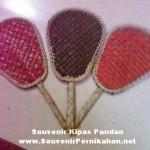 Souvenir Kipas Pandan Murah