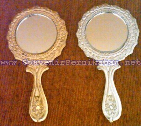 kaca cermin bulat murah