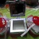 Kotak Perhiasan Murah Bentuk Love Merah