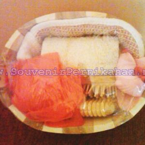 Paket Siraman Pernikahan Oval