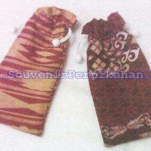 Sarung Handphone Batik Serut