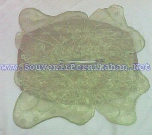 Sarung Tissue Bordir Model Kupu-Kupu