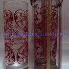 Souvenir Gelas Slim H-17 Bening – Murah dan Elegan