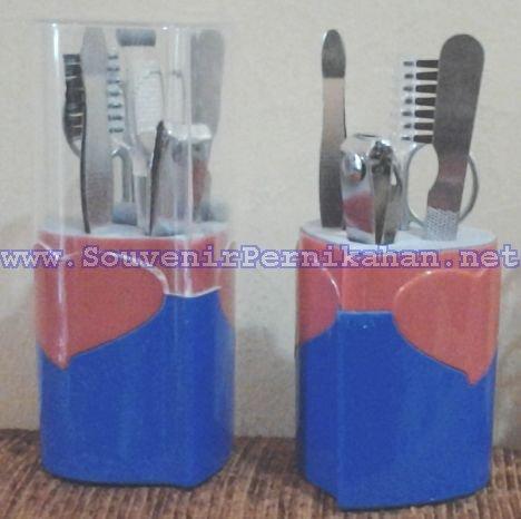 jual souvenir manicure set