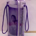 Souvenir Ulang Tahun – Gelas Dove plus Foto