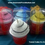 Towel Cake Murah Es Krim