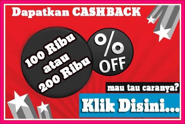 cashback souvenir
