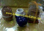 Keramik Tempat Tusuk gigi model Jagung