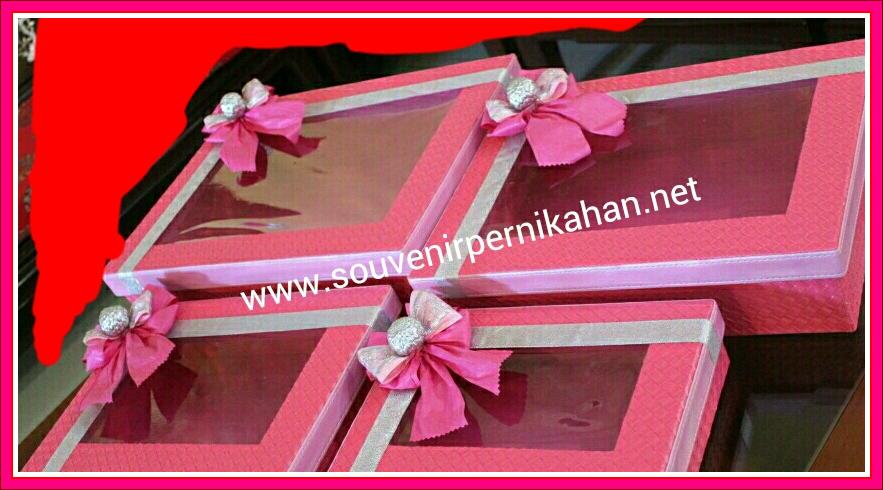 Kotak Hantaran Pernikahan Eksklusif Souvenir Pernikahan
