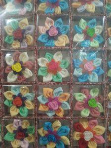 Souvenir Bros Bunga Cantik Harga Murah 1000 an