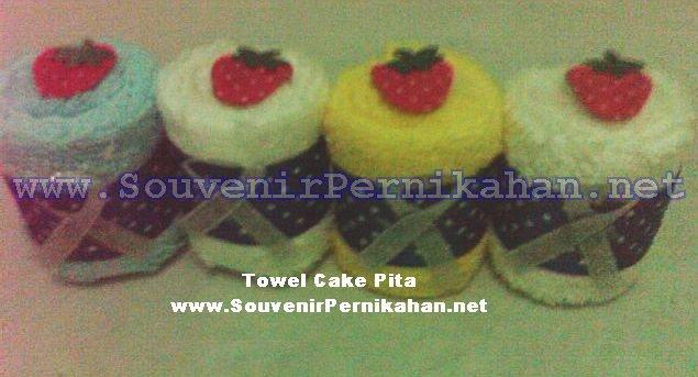 Towel Cake Pita