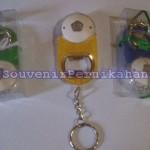 Gantungan Kunci Unik + Pembuka Botol + Senter