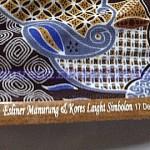 Souvenir Kipas Batik Super Jumbo