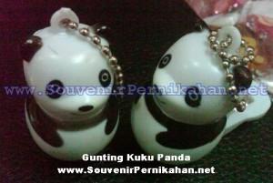 Gunting Kuku Panda