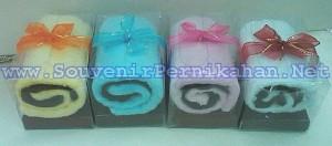 Souvenir Handuk (Towel Cake) Bolu Gulung