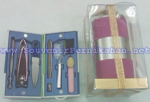 Souvenir Manicure Pedicure Magic Set