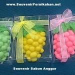 Souvenir Sabun Anggur