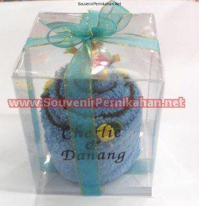 jual souvenir handuk towel cake